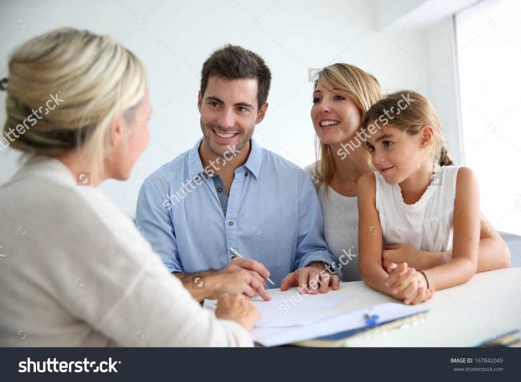 stock-photo-family-meeting-real-estate-agent-for-house-investment-167842049