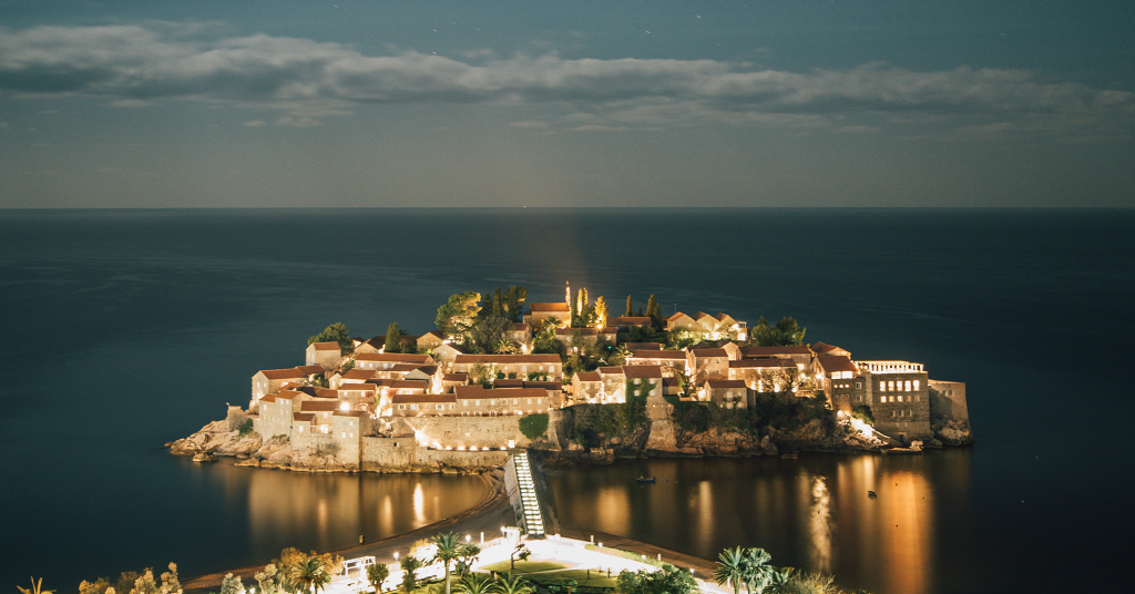 Montenegro Sveti Stefan Facebook Article